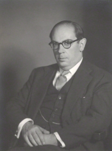 Sir Isaiah Berlin, by Walter Stoneman (1957), National Portrait Gallery, London.