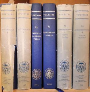 OCV t.84, Fragments divers